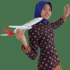Bonus Miniatur Pesawat FAAST Penerbangan