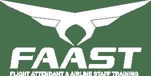 Logo FAAST Penerbangan Putih